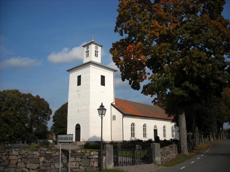 Kristvalla kyrka