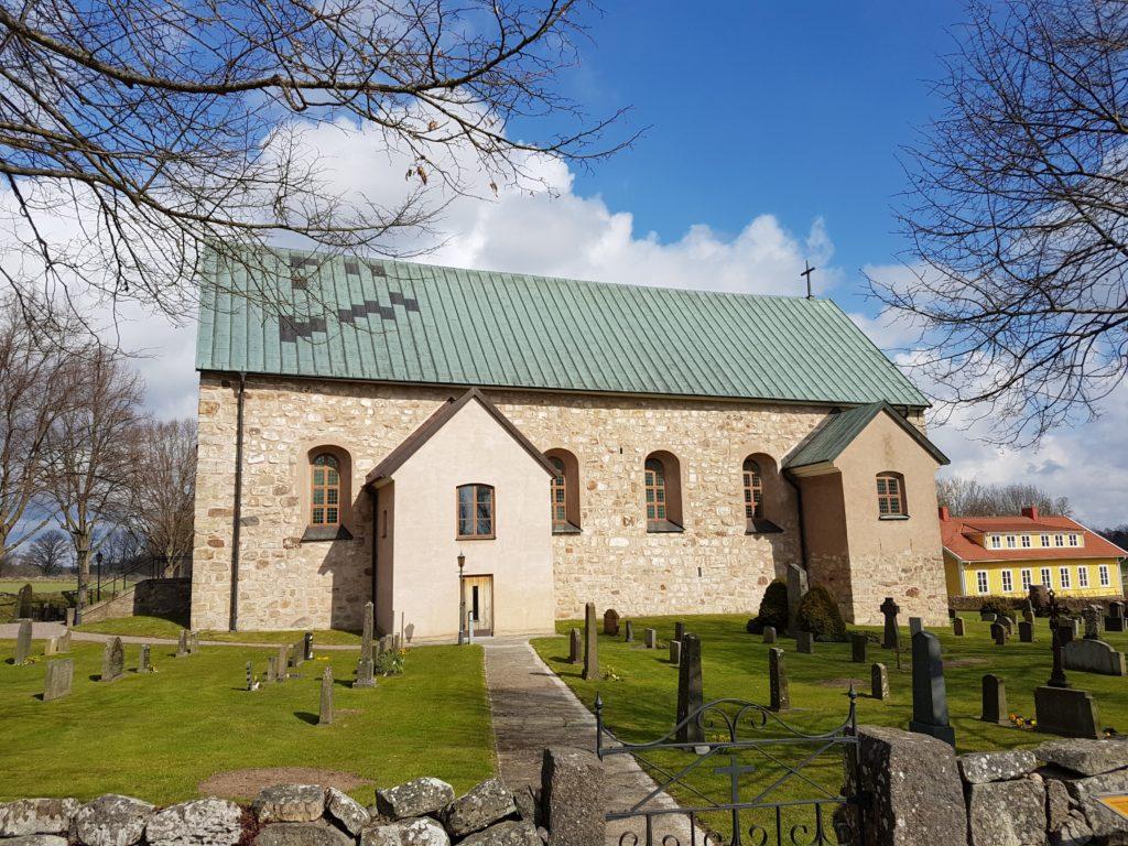 Halltorp kyrka